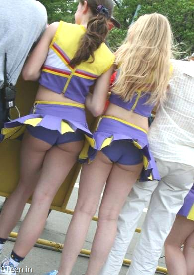 Theme.... cheerleader photos candid upskirt commit